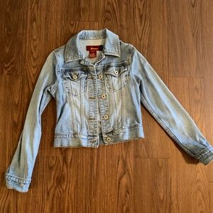 My Favorite Jean Jacket